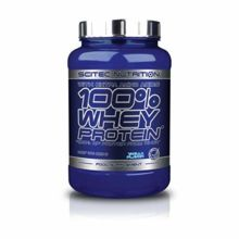 100% Whey Protein SCITEC NUTRITION 920g + GRATISY