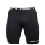 "Spodnie Trec Nutrition  MEN'S TREC WEAR - SMALL WHITE LOGO ""TREC"" - PRO SHORT PANTS 001/BLACK"