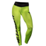 Spodnie Trec Nutrition WOMEN'S TREC WEAR - TREC GIRL 002 - LEGGINS/GREEN-BLACK