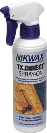 Impregnat Nikwax TX. Direct Spray-On 300ml