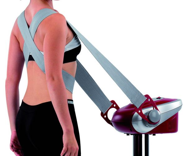 Masażer BH FITNESS Tactile Tonic Pro G225