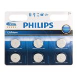 Bateria Philips CR2032 Litium 3V 1szt