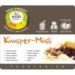 Musli vege Adventure Food (2 Porcje)
