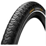 Opona Contact Plus 27.5x1 1/2 Czarna Refl