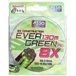 Plecionka Asso Ever Green 8X 0.12mm, 130m