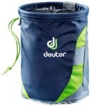 Woreczek na magnezję Deuter Gravity Chalk Bag I L navy-granite