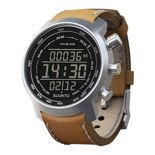 Zegarek outdoorowy Suunto Elementum Terra Brown Leather