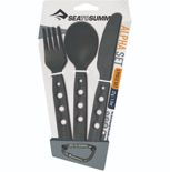 Zestaw sztućców Sea To Summit Alpha set Cutlery Set - 3pc